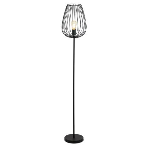 Eglo 49474 - Stojací lampa NEWTOWN 1xE27/60W/230V