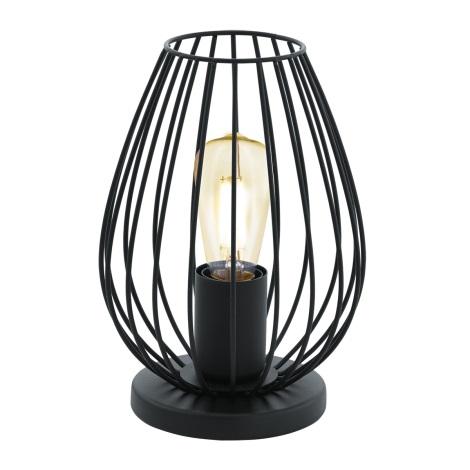 Eglo 49481 - Stolní lampa NEWTOWN 1xE27/60W/230V