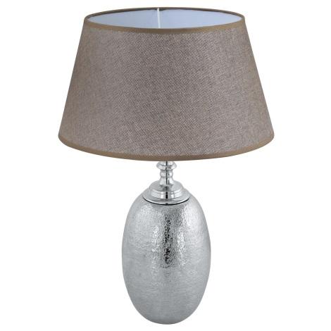 Eglo 49664 - Stolní lampa SAWTRY 1xE27/60W/230V