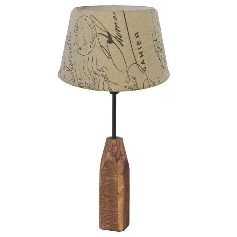 Eglo 49665 - Stolní lampa RINSEY 1xE14/40W/230V