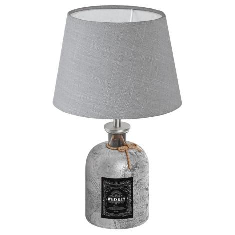 Eglo 49667 - Stolní lampa MOJADA 1xE27/40W/230V