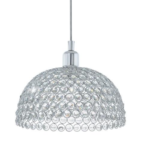 Eglo 49849 - Lustr GILLINGHAM 1xE27/60W/230V