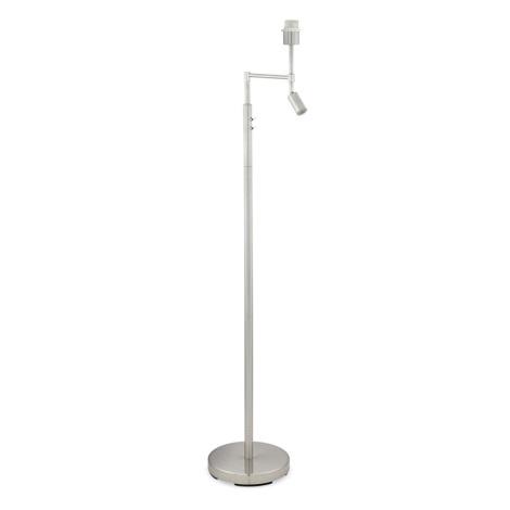 Eglo 49858 - LED stojací lampa BERSON 1xE27/60W + 1xLED/2,1W