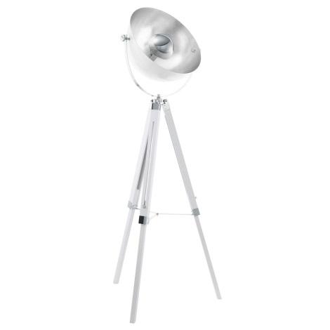 Eglo 49877 - Stojací lampa COVALEDA 1xE27/60W/230V