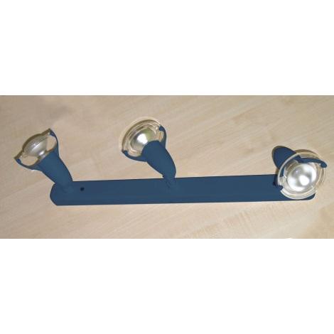 EGLO 50781 - Bodové svítidlo POCKET 1 3xE14/40W