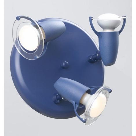 EGLO 50782 - Bodové svítidlo POCKET 1 3xE14/R50/40W
