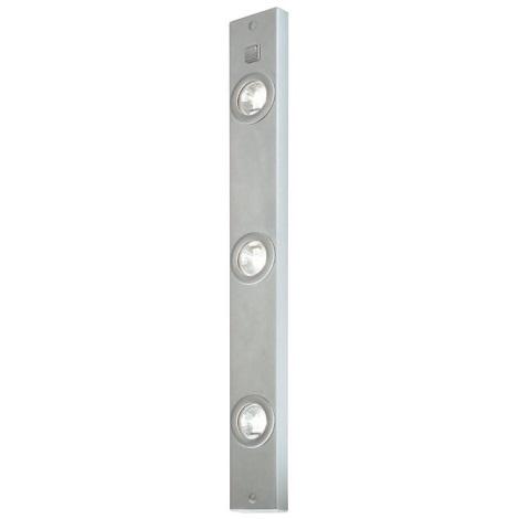 EGLO 50849 - Kuchyňské bodové podlinkové svítidlo 3xG4/20W