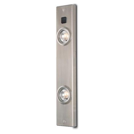 EGLO 51607 - Bodové svítidlo 2xG4/20W
