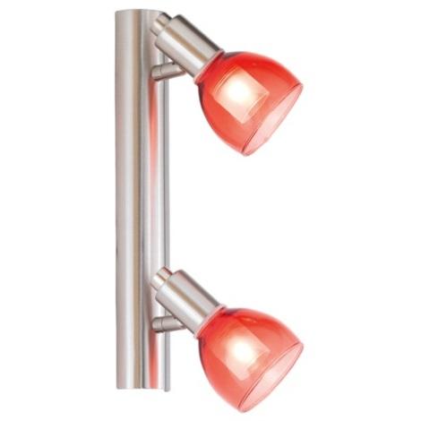 EGLO 51883 - Bodové svítidlo ROSARO 2xG9/40W