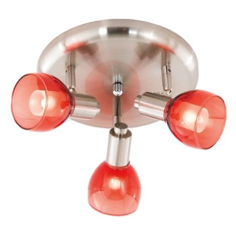 EGLO 51884 - Bodové svítidlo ROSARO 3xG9/40W