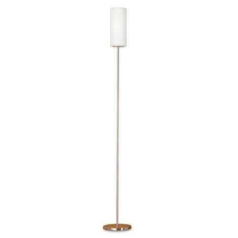 Eglo 51951 - Stojací lampa 1xE27/60W/230V bílá
