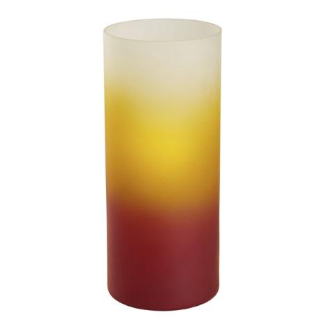EGLO 51957 - Stolní lampa 1xE27/60W červená,oranžová