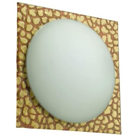 EGLO 52268 - Nástěnné stropní svítidlo ONICE 1xE27/60W bílá / růžová