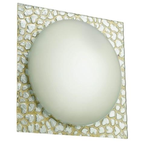 EGLO 52269 - Nástěnné stropní svítidlo ONICE 1xE27/60W bílá