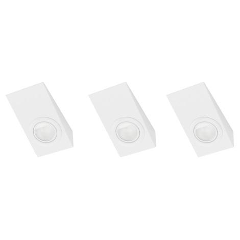Eglo 52575 - SADA 3x Downlight TRIANA 3xG4/20W