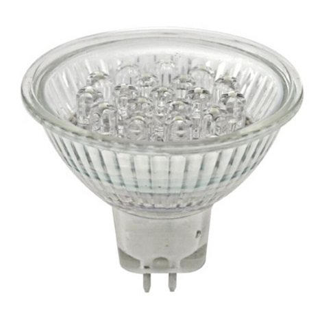 EGLO 52623 - LED žárovka GU5,3 LED/1,2W/12V
