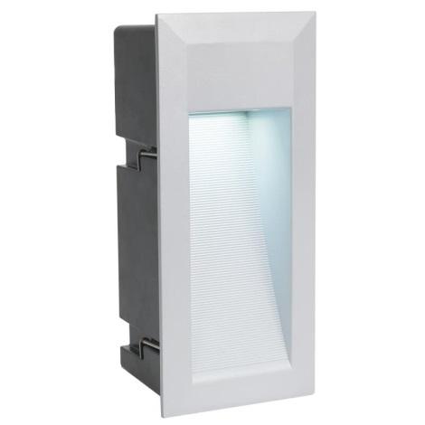 EGLO 60083 - LED Venkovní nástěnné svítidlo ZIMBA LED 1xLED/1,35W