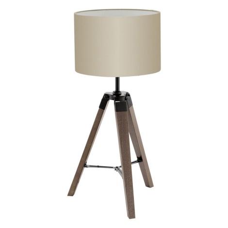 Eglo 65022 - Stolní lampa LANTADA 1xE27/60W/230V