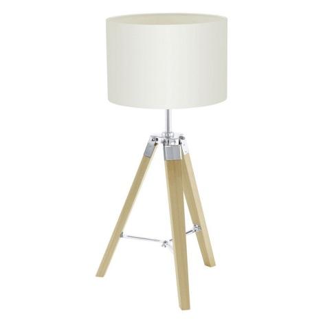 Eglo 65023 - Stolní lampa LANTADA 1xE27/60W/230V
