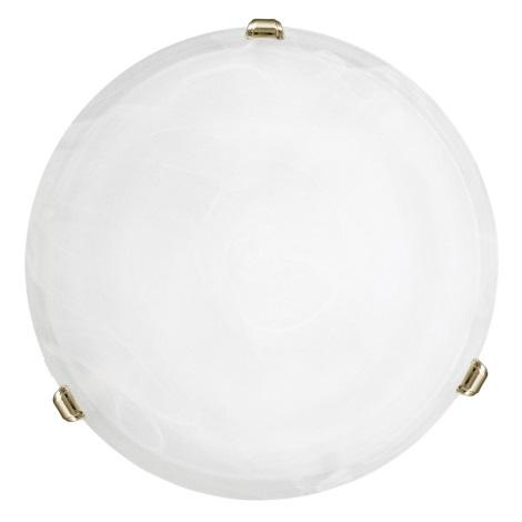 Eglo 7185 - Stropní svítidlo SALOME 1xE27/60W/230V alabastrové sklo
