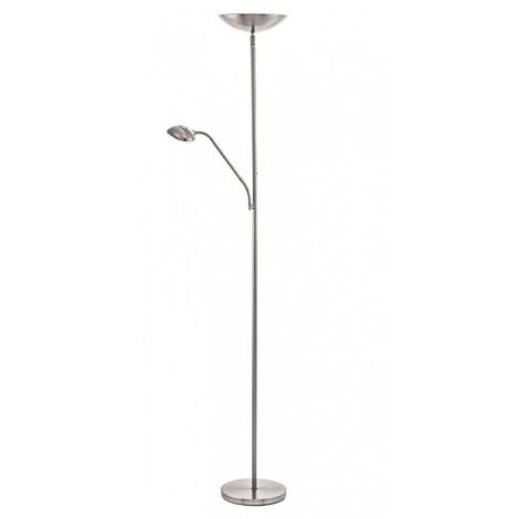 Eglo 75088 - Stojací lampa CANILESA 1xLED/18W/230V 1xLED/4W/230V