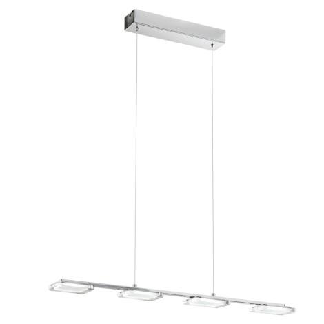 Eglo 75131 - Závěsné stropní svítidlo CARTAMA 4XLED/4,5W/230V