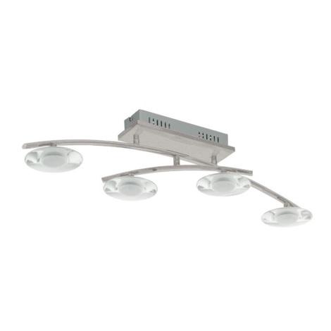 Eglo 75147 - LED stropní svítidlo CALOGERO 4xLED SMD/3W/230V
