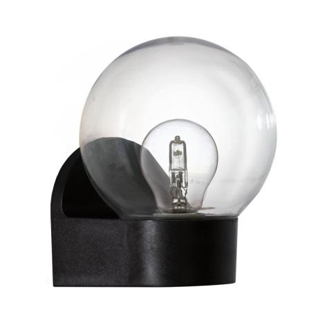 Eglo 75182 - Venkovní nástěnné svítidlo LORMES 1xE27/28W/230V