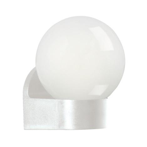 Eglo 75183 - Venkovní nástěnné svítidlo LORMES 1xE27/28W/230V