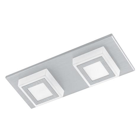 Eglo 78167 - LED stropní svítidlo MASIANO 2xLED/3,3W/230V