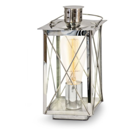 Eglo 78518 - Stolní lampa DONMINGTON 1xE27/60W/230V