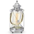 Eglo 78521 - Stolní lampa BRADFORD 1xE27/60W/230V