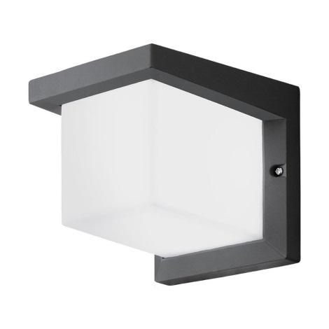 Eglo 78608 - LED Venkovní nástěnné svítidlo DESELLA 1xLED/10W/230V IP54