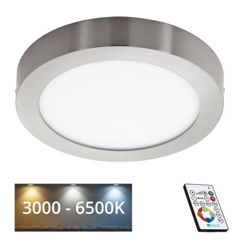 Eglo 78769 - LED Stmívatelné stropní svítidlo TINUS 1xLED/21W/230V