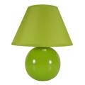 Eglo 80719 - Stolní lampa TINA 1xE14/40W/230V zelená