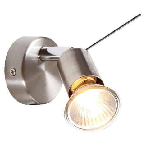 Eglo 82192 - Nástěnné bodové svítidlo MINI 1xGU10/35W/230V
