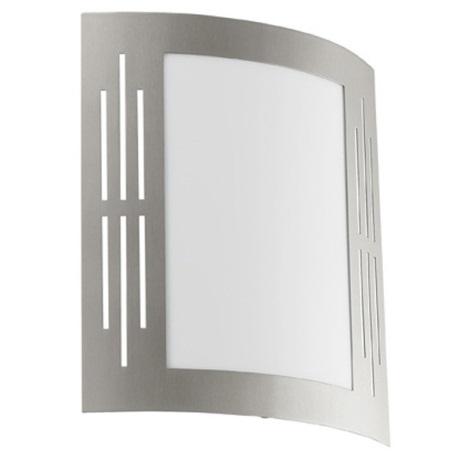EGLO 82309 - Venkovní nástěnné svítidlo CITY 1xE27/15W