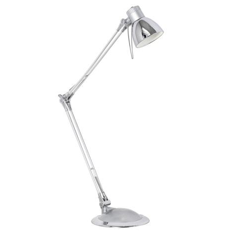 Eglo 82541 - Stolní lampa PLANO 1xGU10/50W/230V