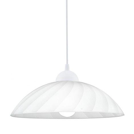 Eglo 82785 - VETRO Závěsné svítidlo E27/60W/230V