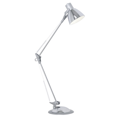 Eglo 82939 - Stolní lampa TIME 1xE27/60W/230V