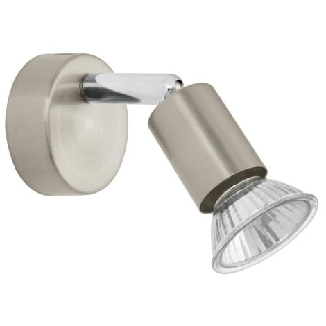 Eglo 83046 - Bodové svítidlo BUZZ 1xGU10/50W/230V