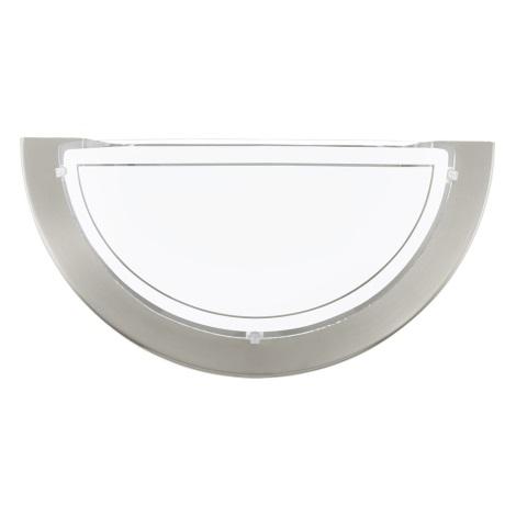 EGLO 83163 - Nástěnné svítidlo PLANET1 1xE27/60W
