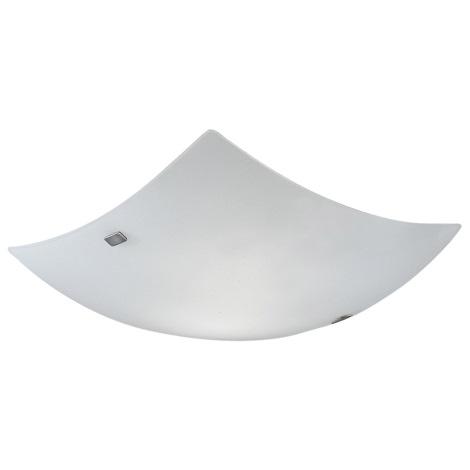 EGLO 83243 - Stropní nástěnné svítidlo BORGO 2xE27/60W