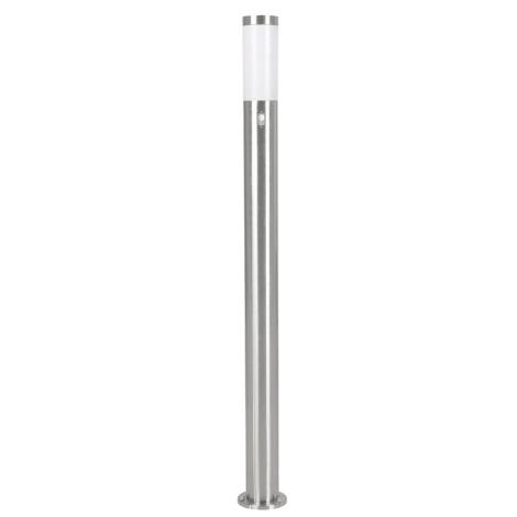 EGLO 83281 - Senzorová venkovní lampa HELSINKI 1xE27/15W/230V
