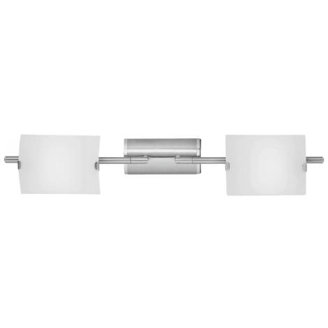 Eglo 83301 - Nástěnné svítidlo FONDO 2xG9/33W/230V