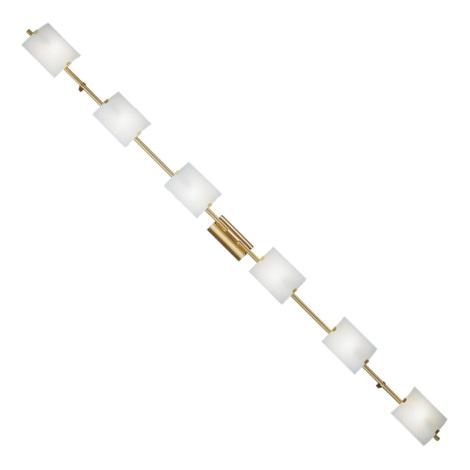 Eglo 83816 - Stropní svítidlo FONDO 6xG9/60W/230V