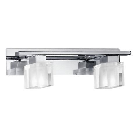Eglo 83888 - Nástěnné svítidlo SINTRA 2xG9/33W/230V