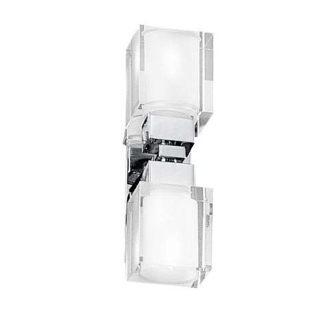Eglo 83889 - Nástěnné svítidlo SINTRA 2xG9/33W/230V