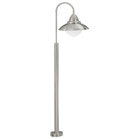 EGLO 83969 - Venkovní lampa SIDNEY 1xE27/60W
