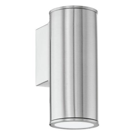 EGLO 83998 - Venkovní nástěnné svítidlo RIGA 1xGU10/50W
